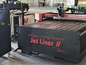 Jet Liner II Non-Abrasive Water Jet