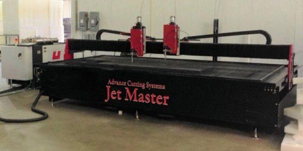 Jetmaster Abrasive Waterjet
