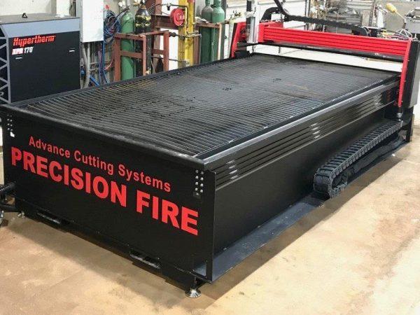 Precision Fire