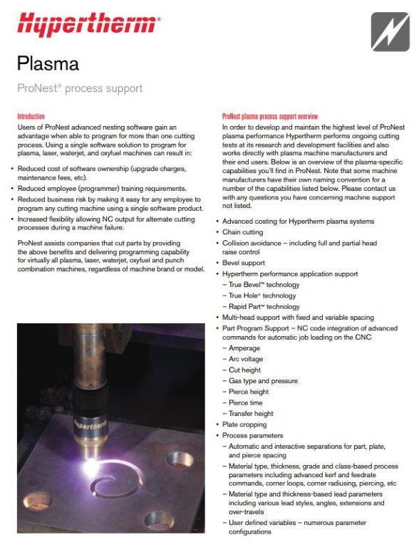 Pro Nest Plasma