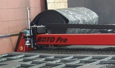 Roto Pro 510 Cutting Head