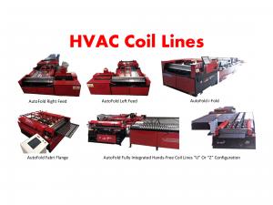 HVAC Coil Lines