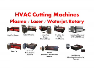 HVAC Cutting Machines