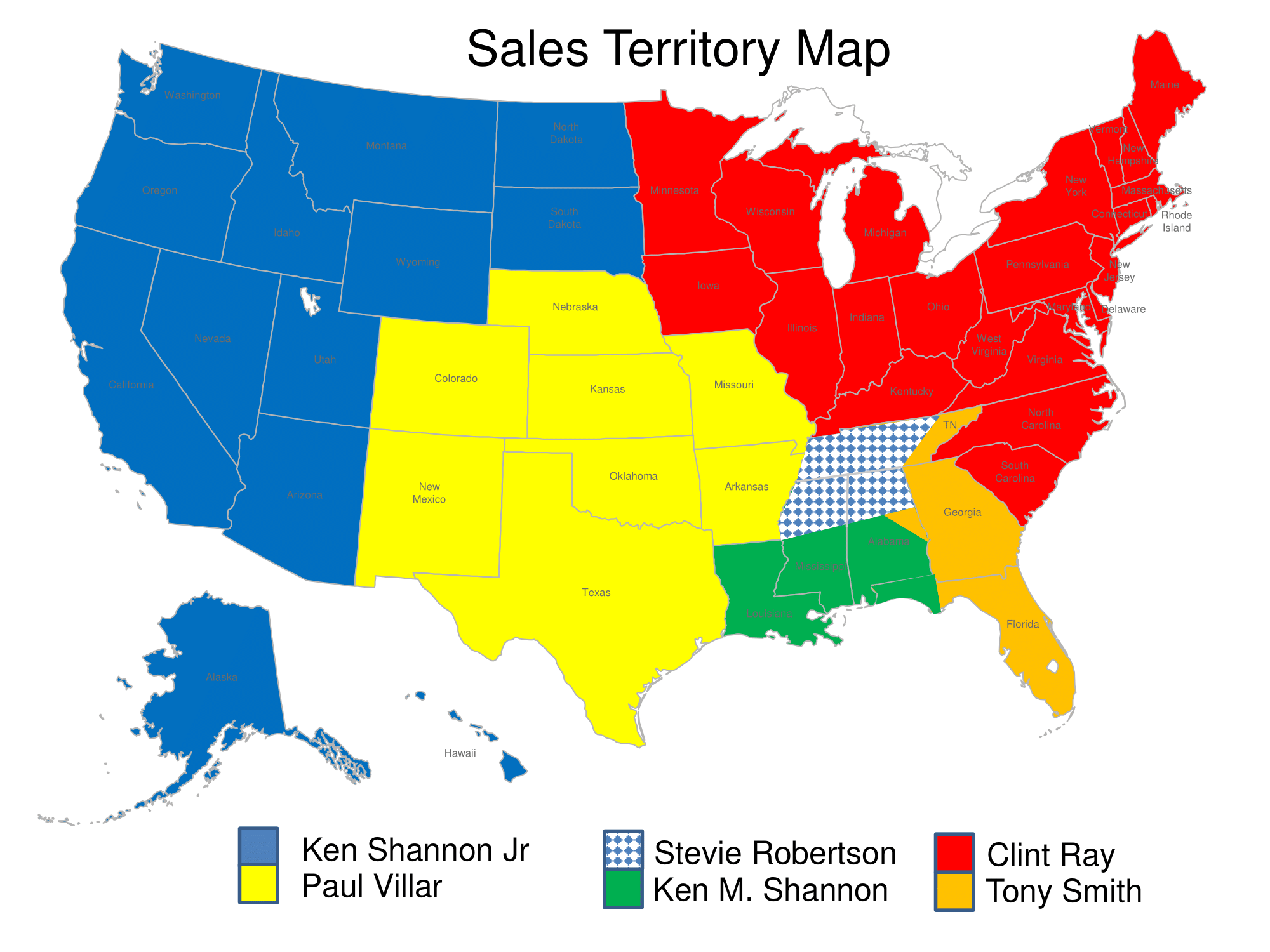 Current Sales map-1